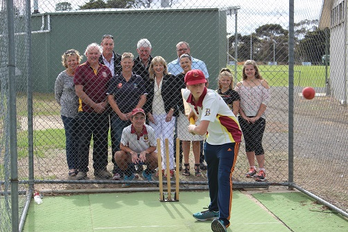 NEW NETS FOR BANNOCKBURN A SURE STEP TO SUCCESS