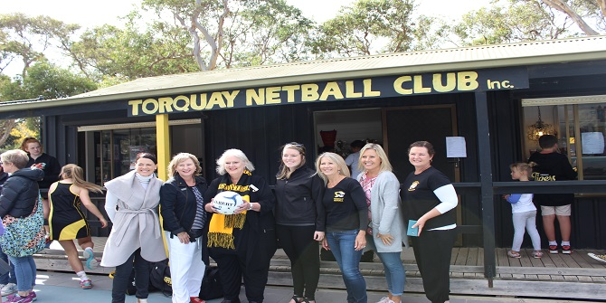 TORQUAY NETBALL FACILITIES TO BE FIRST CLASS UNDER LABOR